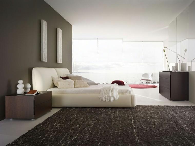 colores para habitaciones moderno libro alfombra