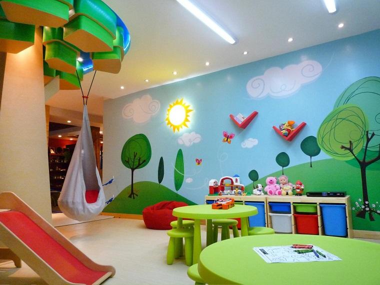 Entretenimiento para los niños ideas para juegos en casa -