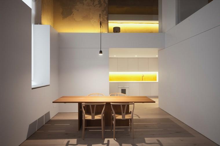 Estudios y apartamentos tipo loft de dise o moderno for Cocinas para apartaestudios