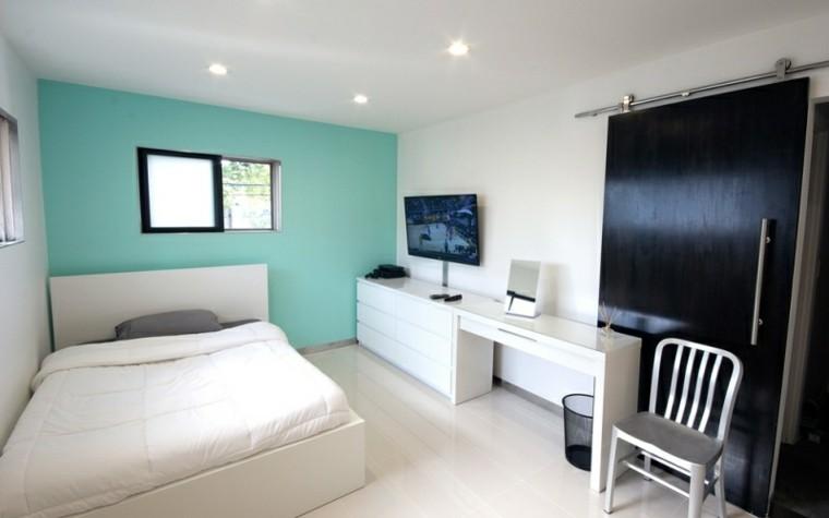 Como pintar una habitacion creando un espacio diferente - Como puedo pintar mi habitacion ...