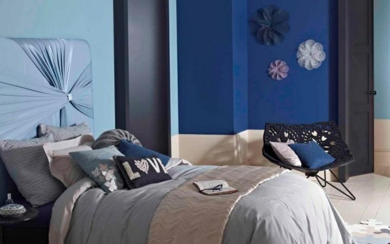 como pintar una habitacion diseño almohadones diy