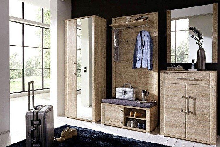 Entradas y recibidores con encanto 50 ideas para decorar - Entradas modernas muebles ...