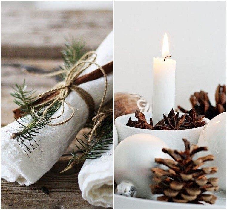 Cono de pino decoraci n sostenible para todo el a o for Decoracion con pinas secas