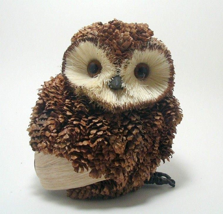 Поделка совы своими руками из ткани