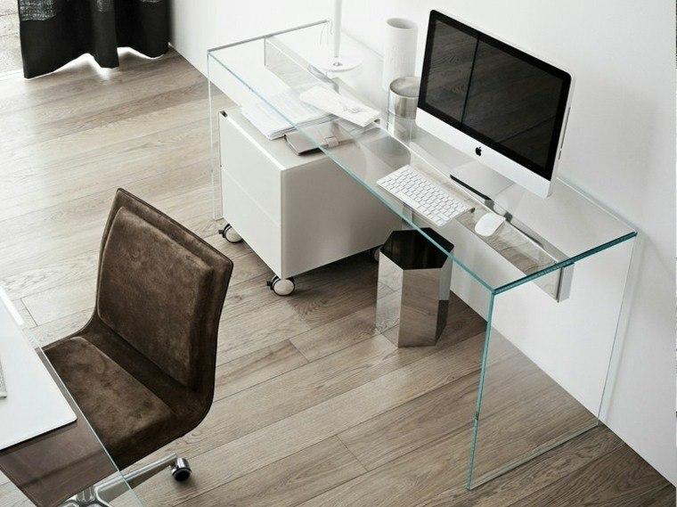 consolas silla escritorio moderno cuero