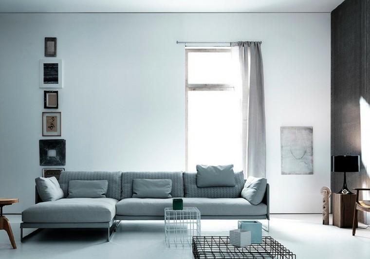 cuadros lineas diferente estilo cortinas