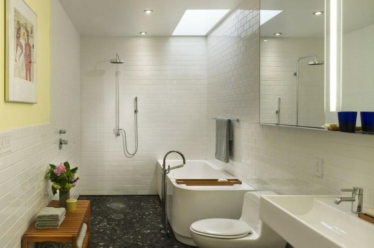 cuarto baño diseño estilo moderno