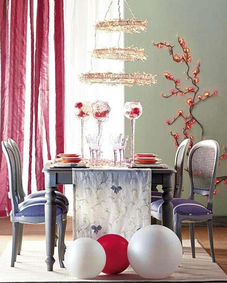 decoración navidad estilo moderno