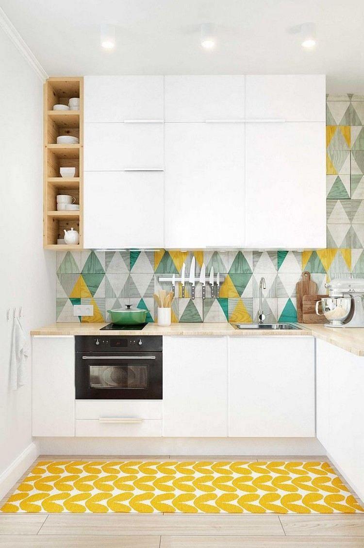 decoracion de cocinas varios colores