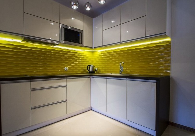 Decoracion de cocinas a todo color 78 ejemplos - Cocinas modernas y baratas ...