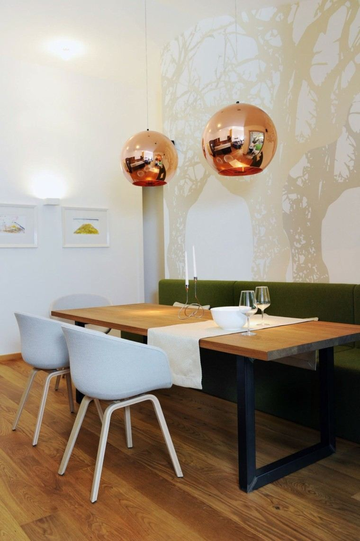 Decoracion De Comedores M S De 50 Ideas Para Impresionar ~ Lamparas Para Comedores Modernos