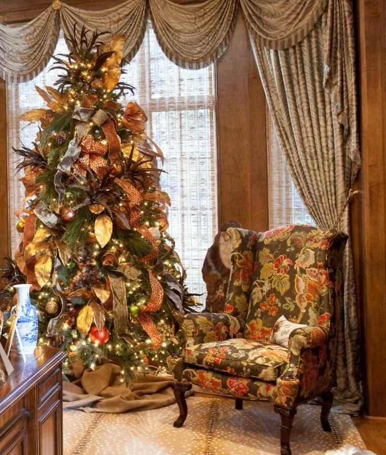 decoracion de navidad estilo americano clasica ideas