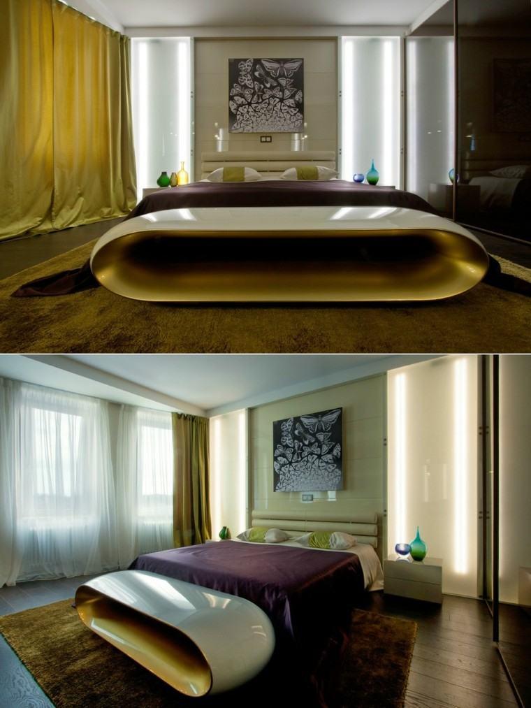 decoracion estilo casa cortinas diseño