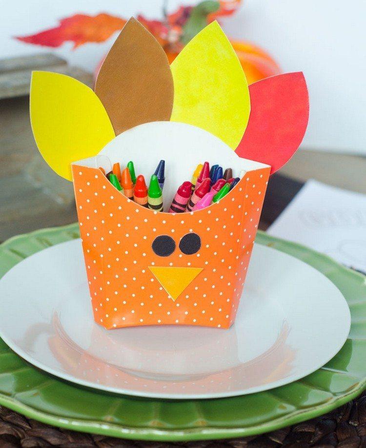 decoracion infantil diseño muñeco amarillo crayolas
