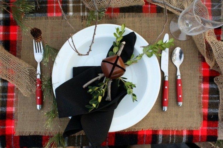 decoracion navidad estilo americano comida navidena ideas