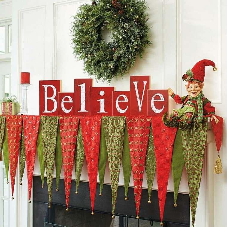 Decoracion de navidad 50 ideas al estilo americano for Ideas originales para decorar en navidad