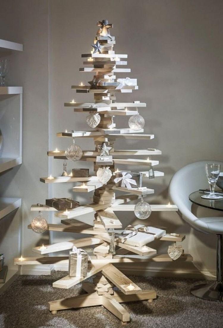decoracion navidena escandinava arbol interesante ideas