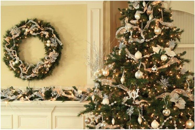 5c57499d0e0 Decoracion navidena luces gurinaldas chimenea arbol navidad ideas jpg  750x501 Oara luces arbol de navidad