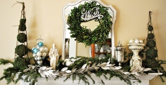 Decoracion navideña vintage: 25 ideas brillantes