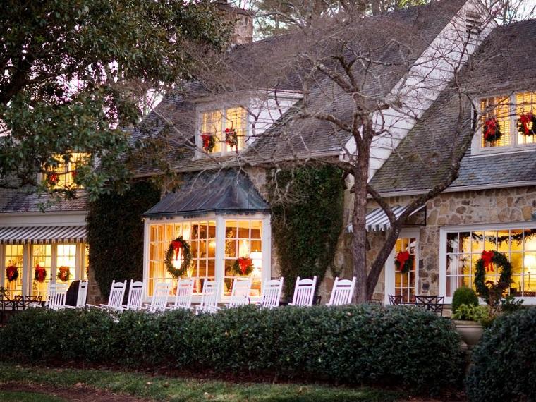 decorar habitacion navidad casa guirnaldas ventanas ideas