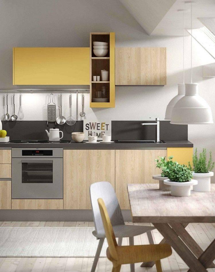 deocoracion de cocinas madera