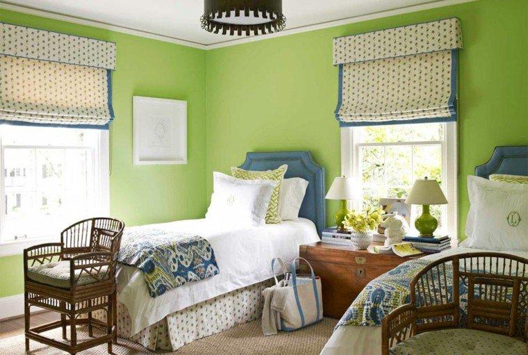 detalle blanco mobiliario casa verde