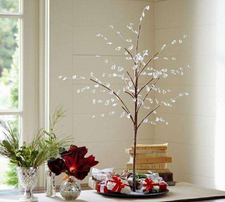 diseño adornos navideños creativo minimalista diy