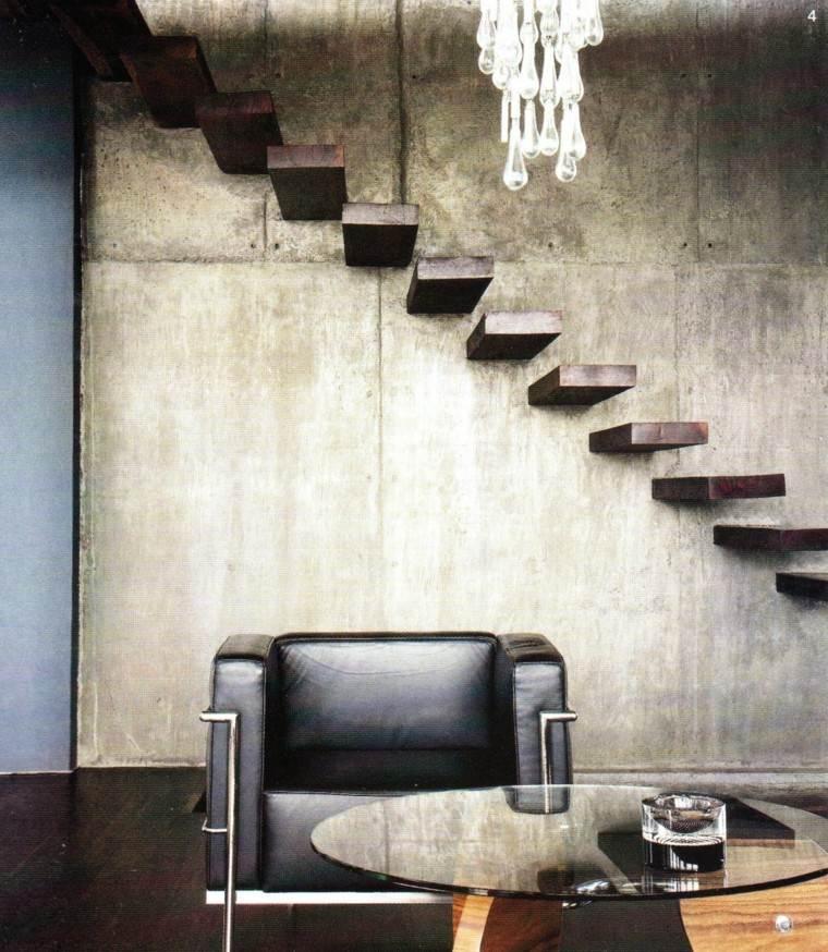 diseño sala estilo retro