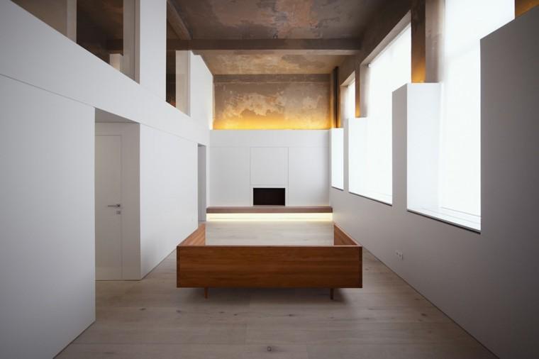 diseño apartamentos estudios loft modernos
