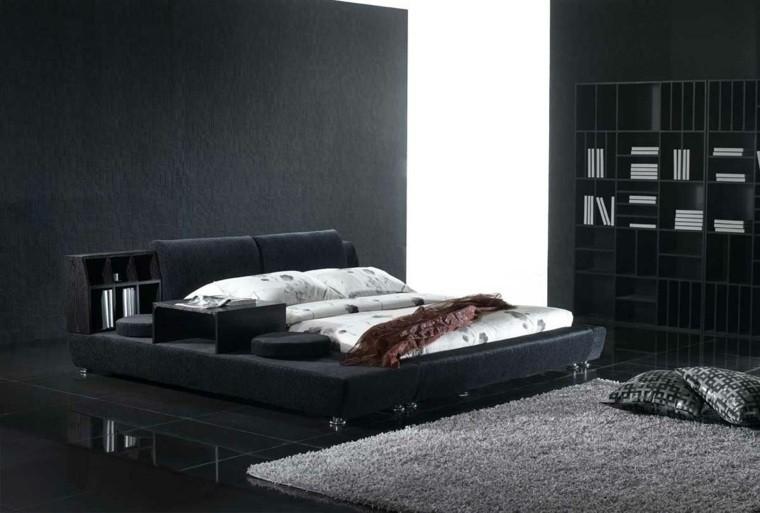 diseño decoracion color negro