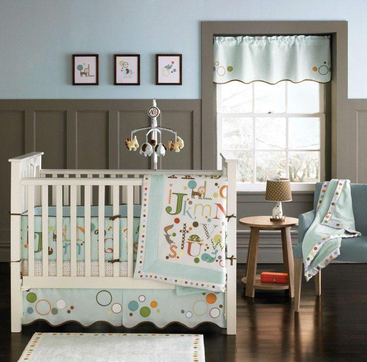 Dise o habitacion bebe y un mundo de ideas para decorar for Muebles bebe diseno