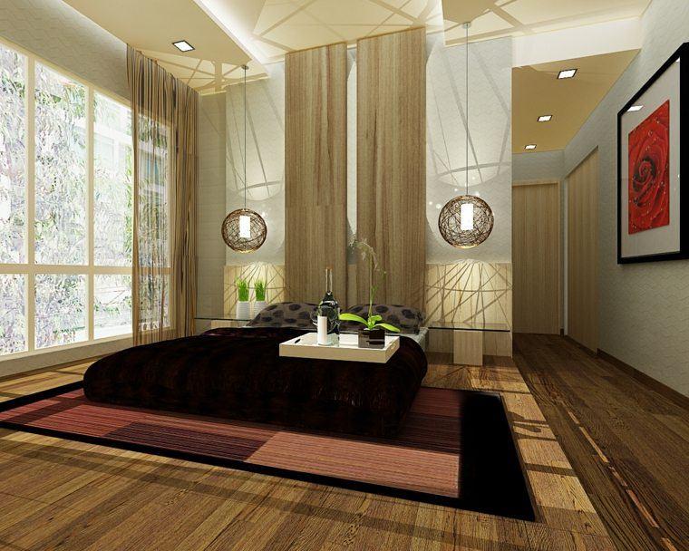 diseño estilo lujoso habitaciones modernas