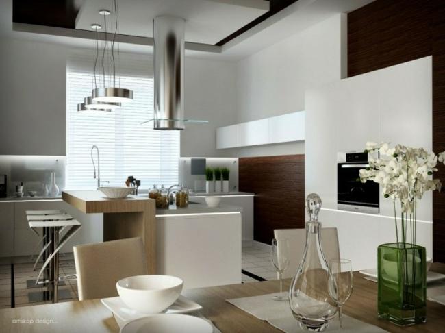 diseño cocina estilo contemporaneo