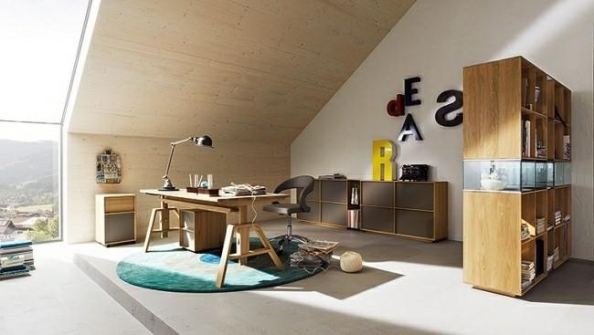 diseño moderno cuarto joven