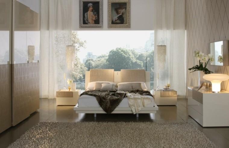 diseño decoracion dormitorios modernos