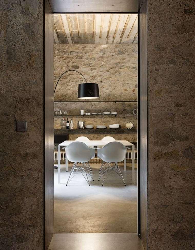 Decoracion rustica 50 ideas para interiores impresionantes for Decoracion casa girona