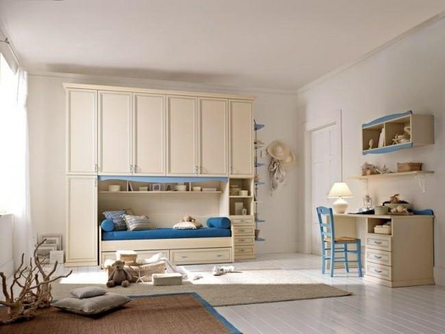 Habitaciones infantiles de estilo moderno 100 ideas - Muebles habitaciones infantiles ...