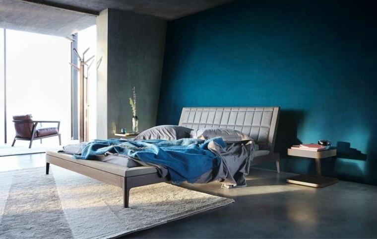 dormitorios de matrimonio color azul - Colores Habitacion Matrimonio