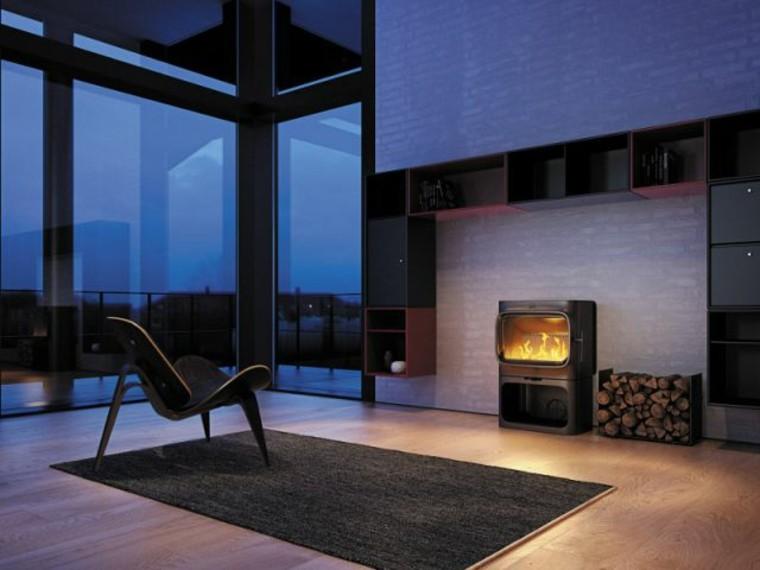 elegante calido espacio diseño silla