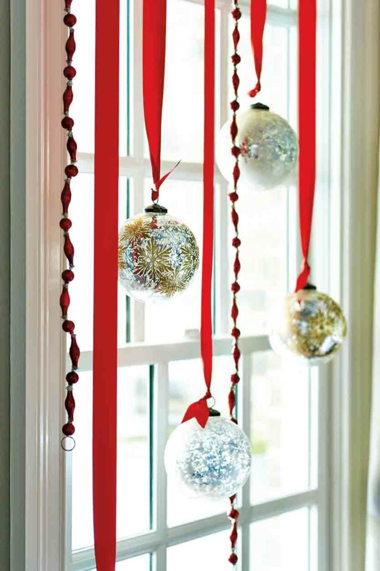 Adornos De Navidad Ideas Incre 237 Bles Para Ventanas