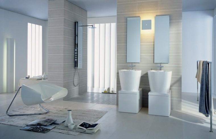 estilo moderno cuarto de baño
