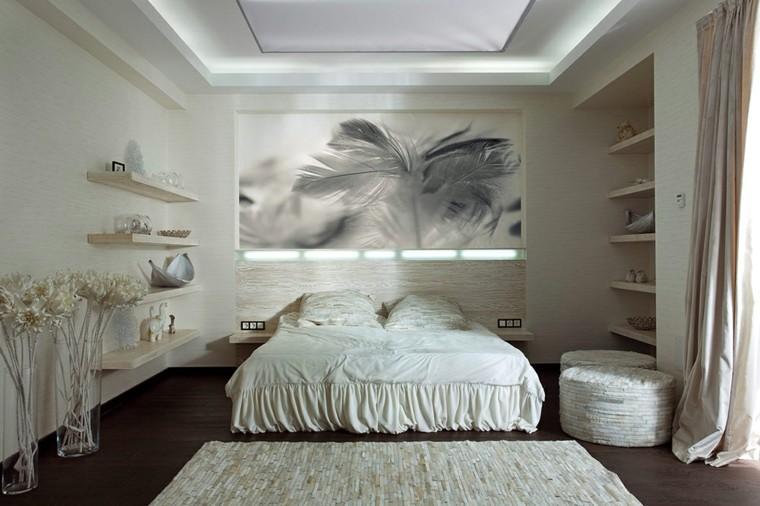 femenina decoracion habitacion casa blanco