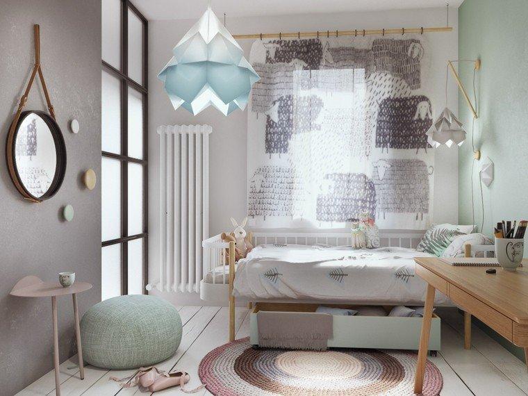 dormitorio infantil diseño moderno