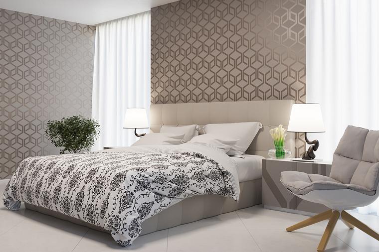 Habitaciones de matrimonio decorando tu oasis de intimidad for Sillas para habitaciones