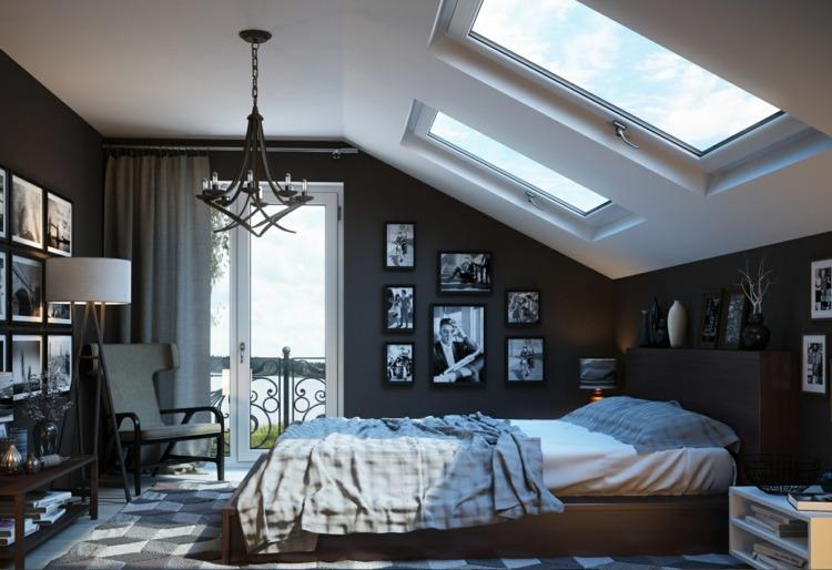 habitaciones decoracion cuadros moderna cuadros