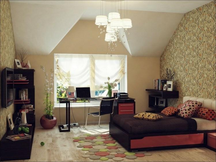 habitaciones decoracion plantas interior ventana