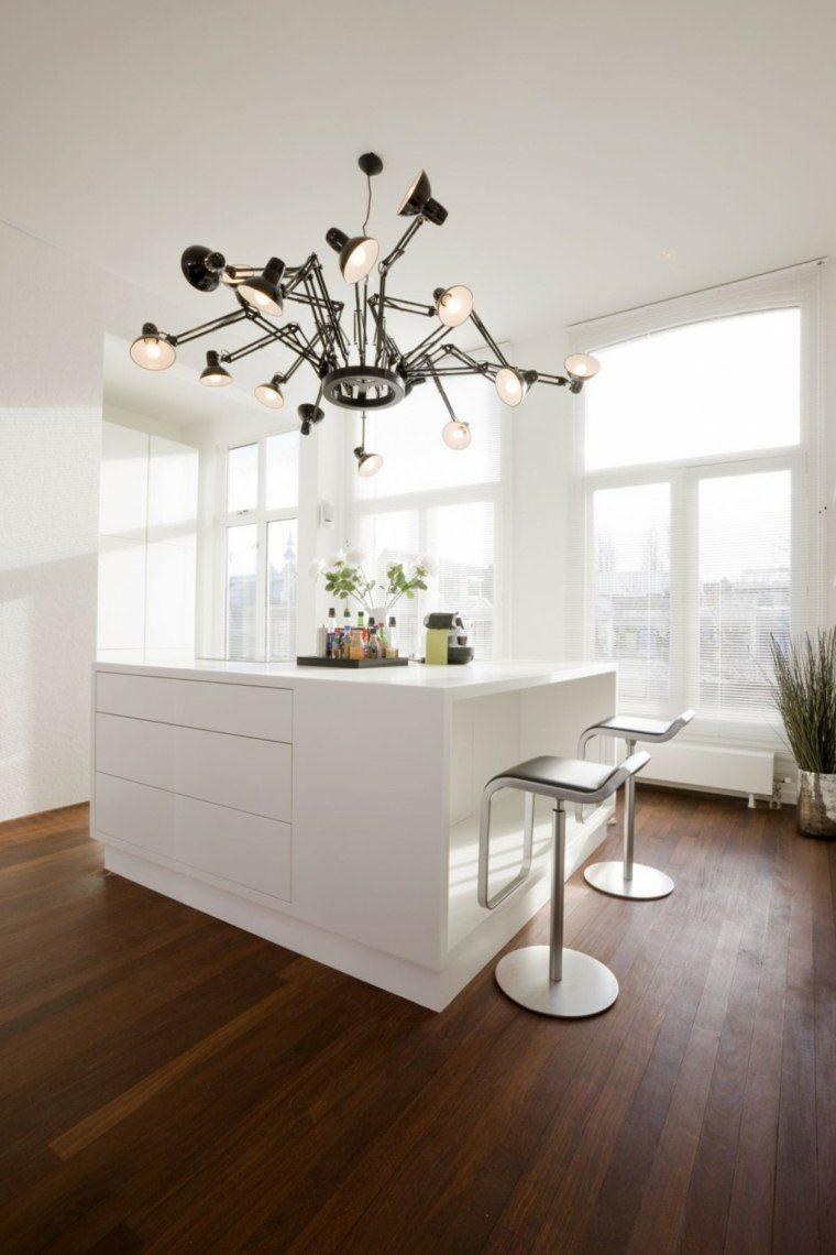 isña cocina creativo interiores madera
