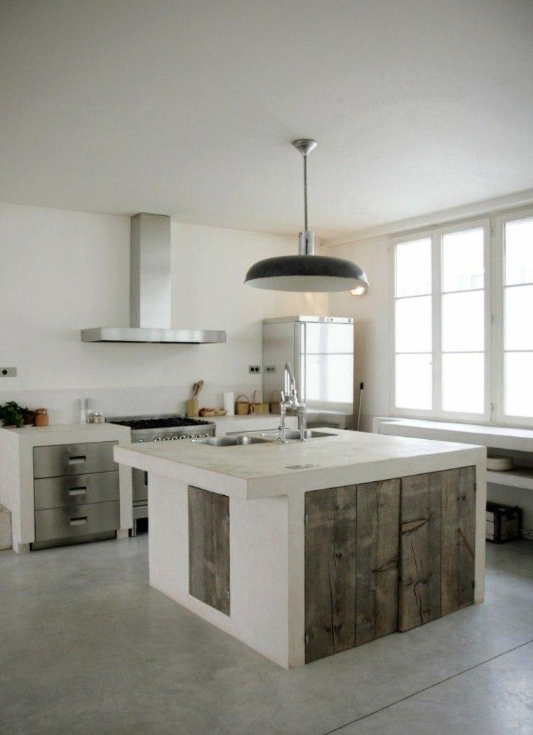 Cemento Como Tendencia De Decoracion Para Interiores