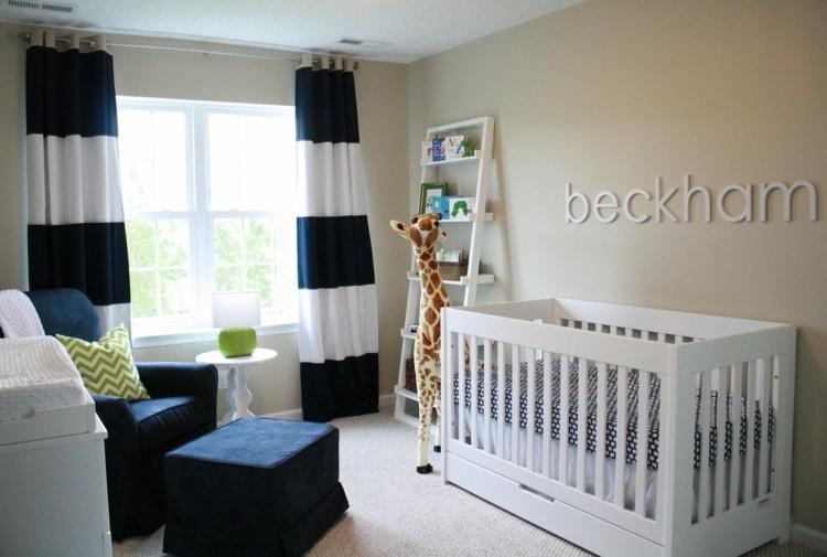 jirafa cama blanca decoracion blanco