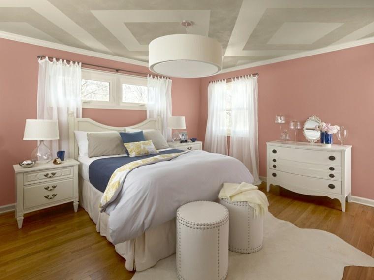 lampara blanca estilo diseño mobiliario